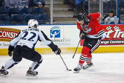 2011 December 11 vs Rockford Icehogs