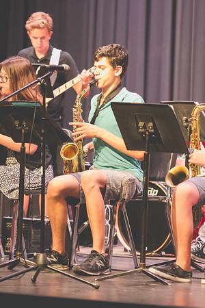 2018 Cox Jazz Ensemble