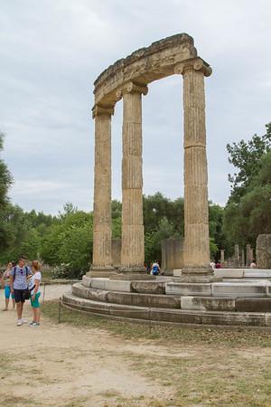 2014 - Katakolon, Greece