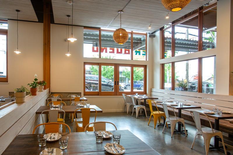 Super Bueno Restaurant in Fremont, Seattle