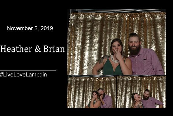 Heather & Brian