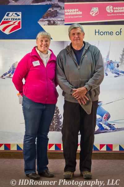 Leslie (Williams) Sturm & Kevin Williams