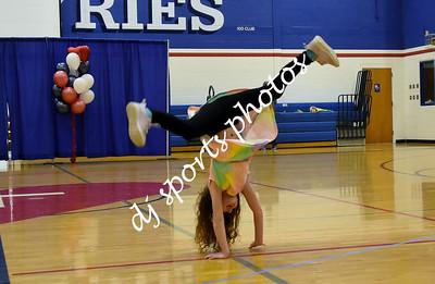 2020-01-26 SHA Dance Team Nationals Sendoff & Senior Night