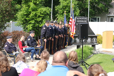 2016 Kingston Memorial Day program
