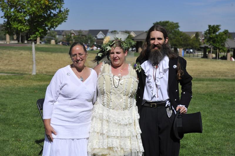 Brandi, Kelly, and Trevor