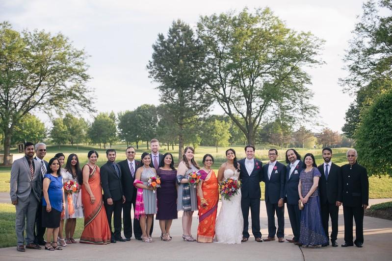 LeCapeWeddings Chicago Photographer - Renu and Ryan - Hilton Oakbrook Hills Indian Wedding -  882.jpg