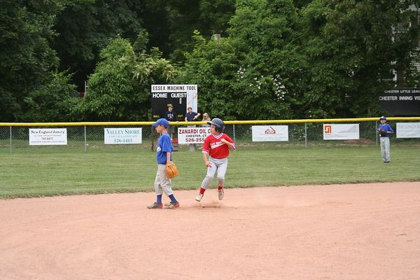 Red Sox vs Chester