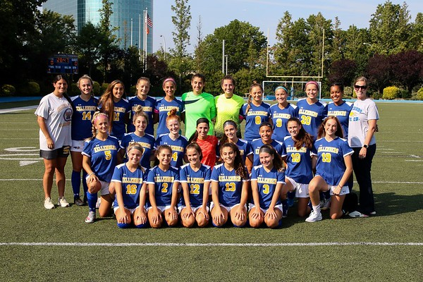 Girls Varsity Soccer - 2021