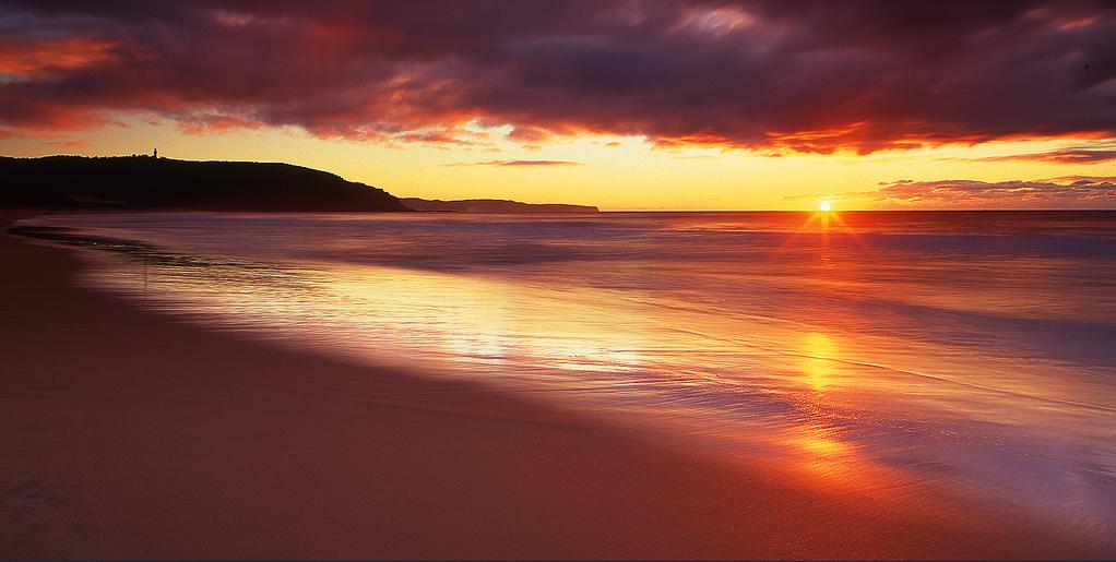 悉尼城市旅行攻略 - 悉尼三大海滩 - 一镜收江南 - 清韵