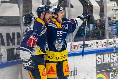 Playoff Final (3): EV Zug - Genève-Servette HC