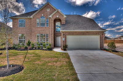 Trinity Elevation A Two Story Open 2451
