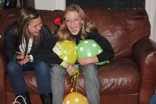 Sage's Birthday