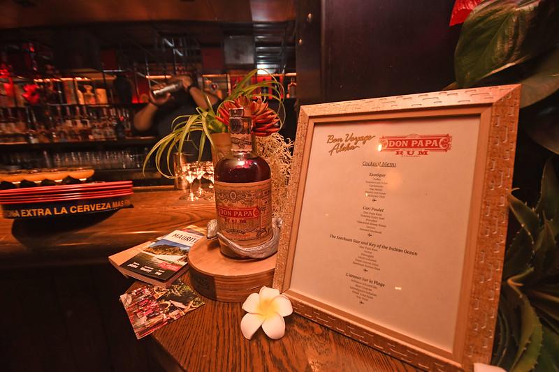 Bon Voyage Aloha: A Destination Cocktail Club to Mauritius