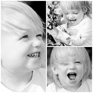Jocelyn two-years old