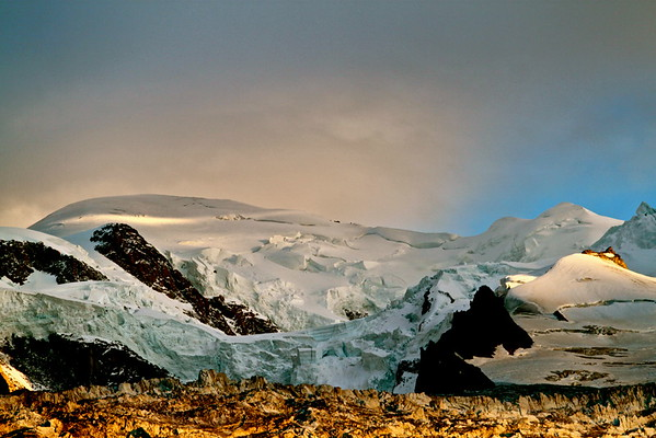 Alpes-Massif du Mont Blanc
