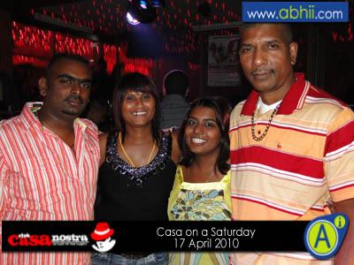 Casa - 17th April 2010
