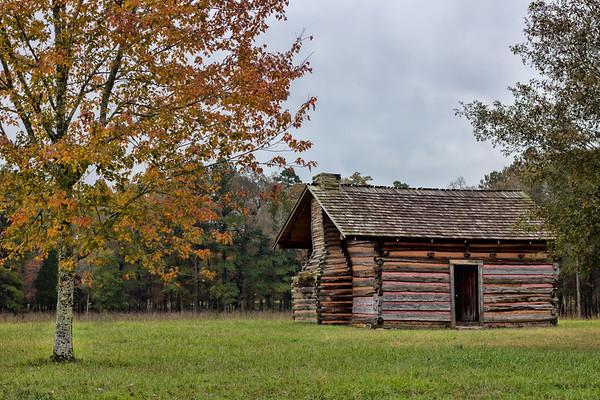 Chickamauga Battlefiled