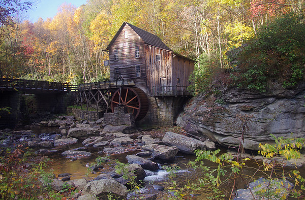 Virginia/West Virginia, October 2013