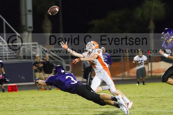 Boone Junior Varsity Football #4 - 2013