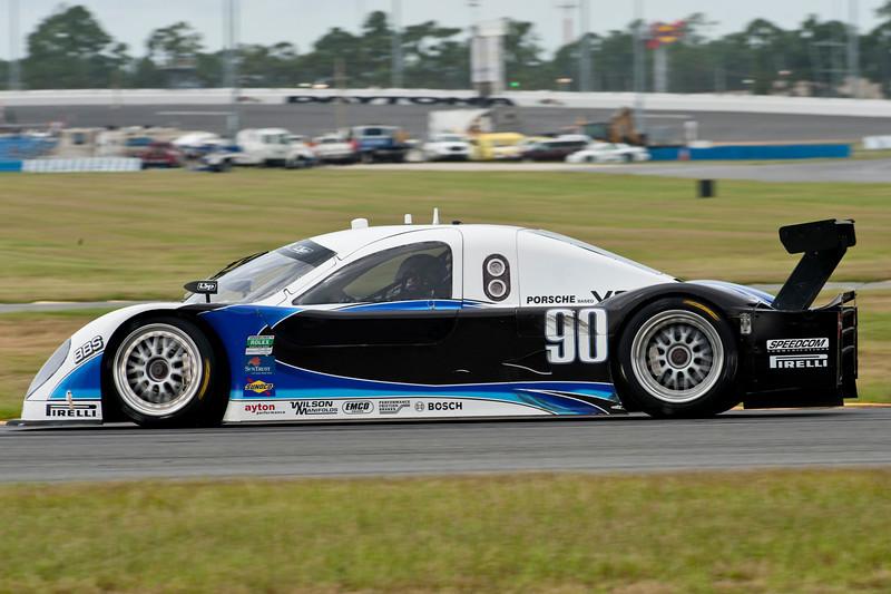 Spirit of Daytona - 2010 Brumos 250