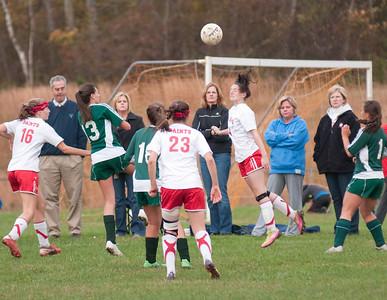SBS Women's Soccer 2011