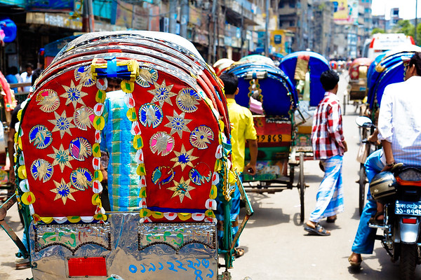 Dhaka Streets