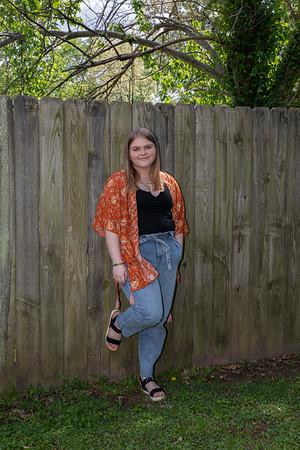Gwyn's Senior Photos