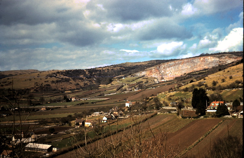 1959-3-15 View from Jacobs Ladder, Cheddar, Somerset (2).JPG