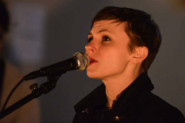 Kat Edmonson @ St Pancras Old Church
