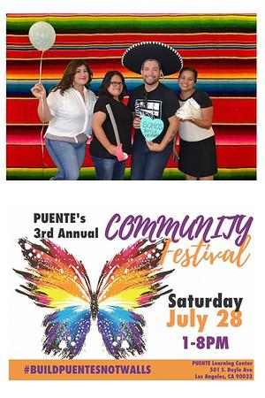 PUENTE Community Festival 2018