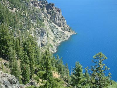 Crater Lake 2007