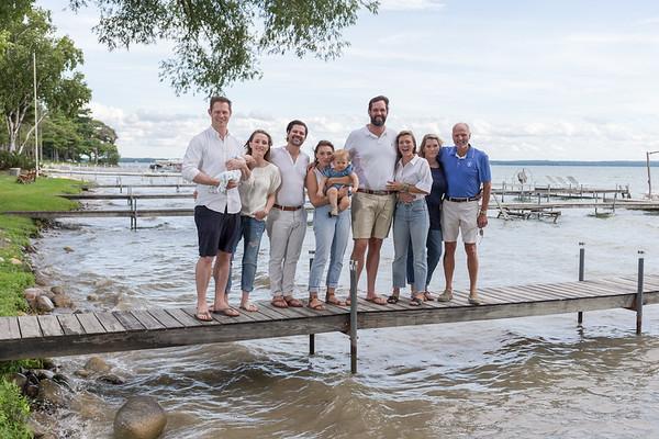 Mullet Lake family photography Cheboygan Michigan