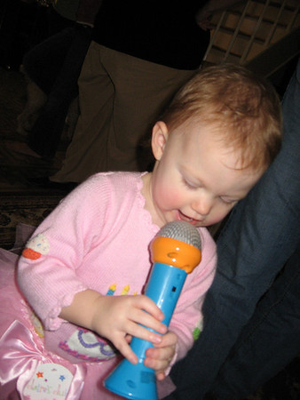 2007 October - Gracie's 2nd Birthday