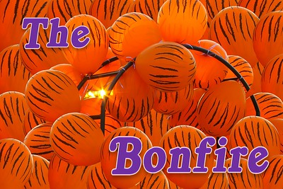2016 Homecoming Bonfire (09-14-16)
