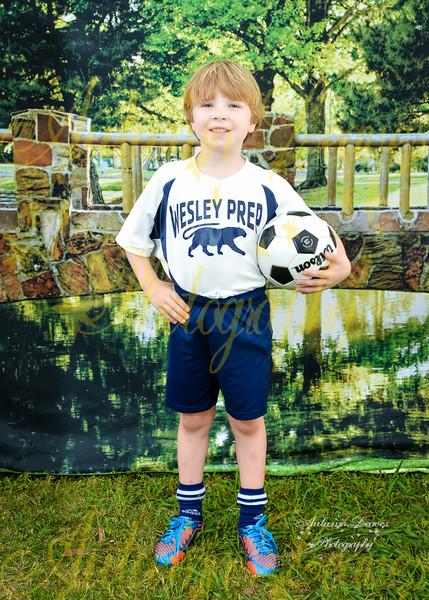 KB Wesley Prep - TNYMCA Soccer Spring 2016