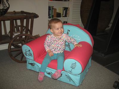 Kiersten's chair