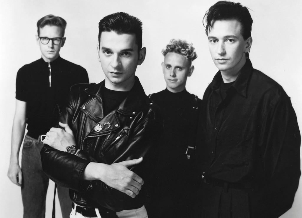 . Depeche Mode (Carl Studna)