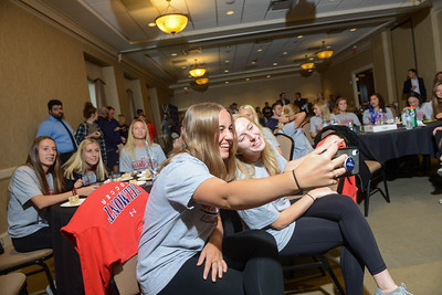 Women's Soccer team NCAA Bound