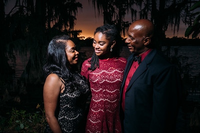 Vanessa McGuire Family