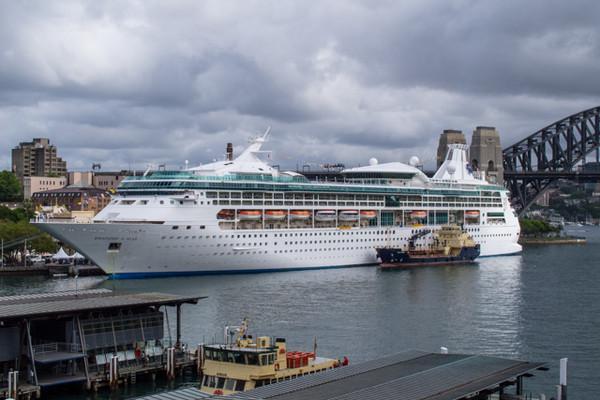 Rhapsody of the Seas Tour 18th November 2012