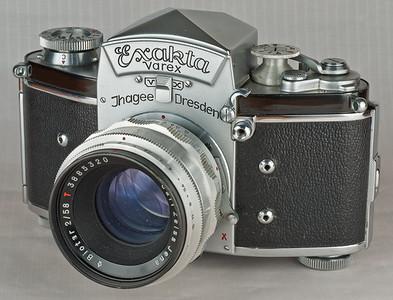 Ihagee Exakta Varex VX - 1951