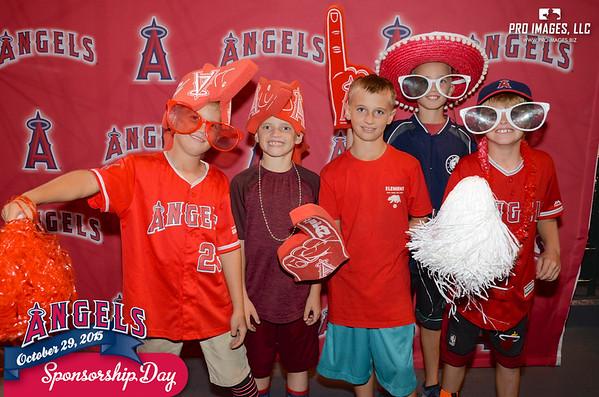 Angels Sponsorship Day 102915
