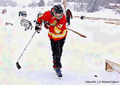 Pond Hockey Gravenhurst