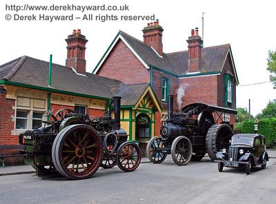 Vintage Transport Weekend 2008
