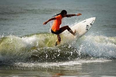 2015 - Folly Beach Wahine Classic