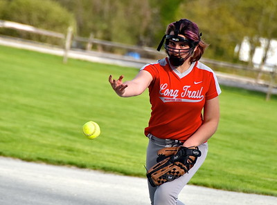 LTS Softball vs OV photos by Gary Baker