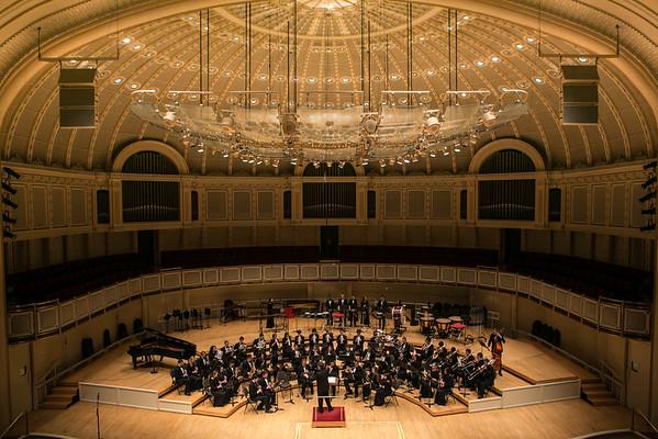 Alexander W. Dreyfoos School of the Arts Wind Ensemble