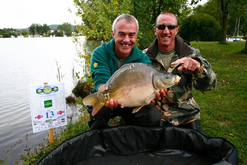 WCC08-2. Dave Lane & Paul Faward. Jet Fish 13
