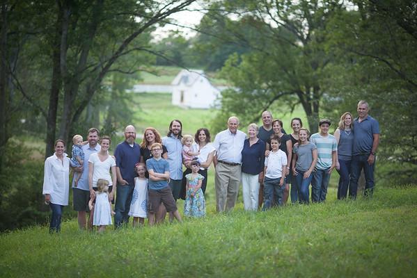 Kennerk Family 50th Anniversary