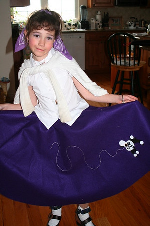 Girl Scout Sock Hop (4 April 2009)